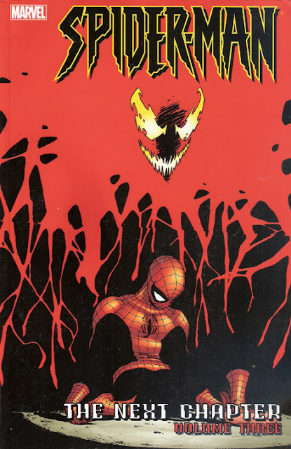 Spider-Man: The Next Chapter, v. 3 cover