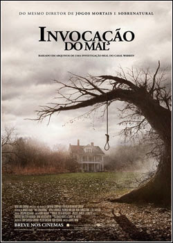 6 Download – Invocação do Mal – 720p BRRip x264 Dual Áudio