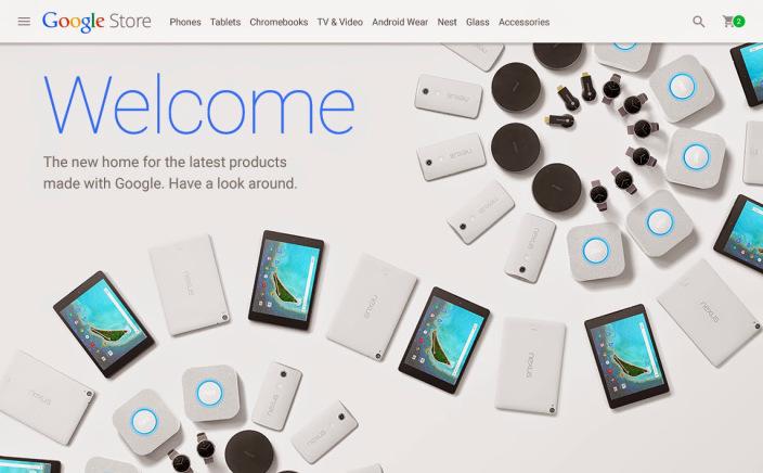 Google Online Shop