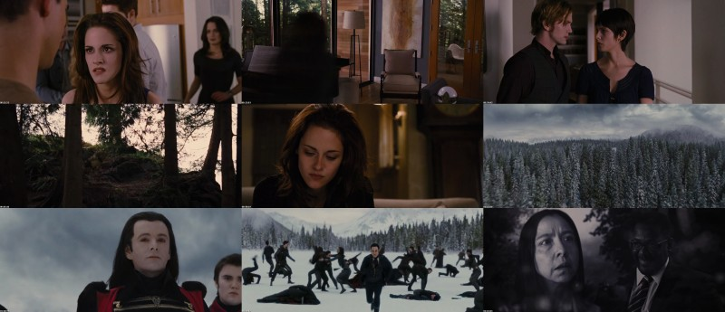 The Twilight Saga Breaking Dawn Part 2 (2012) BluRay 720p 800MB