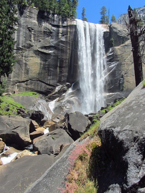 Vernal Fall from another angle