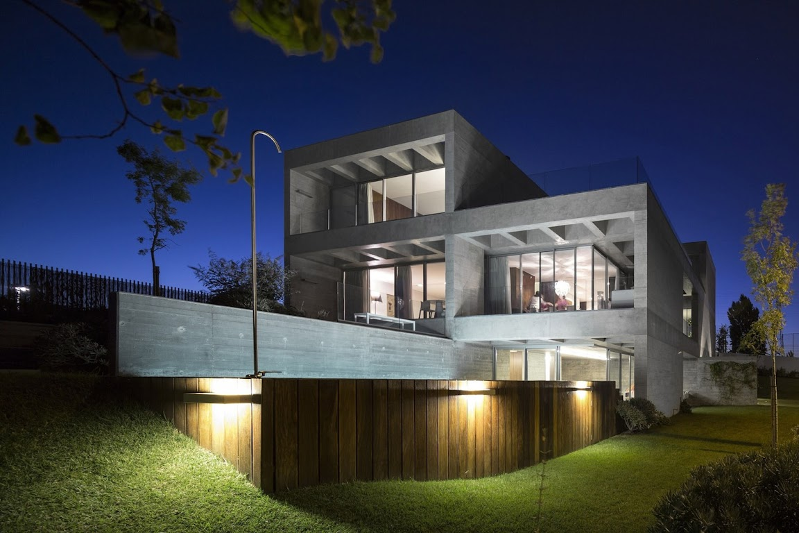 C+P House design by Gonçalo das Neves Nunes