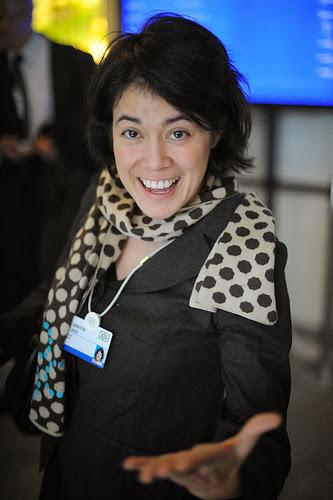 كاترينا فيك .. ريادية الأعمال مؤسسة موقع فليكر