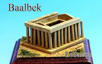 Baalbek ‐lebanon‐