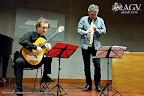 José Luis Ruiz del Puerto y Josep Lluís Galiana