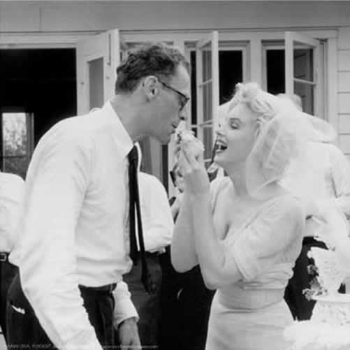 Arthur Miller y ¿Marilyn?