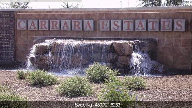 Carrara Estates Gilbert AZ 85297