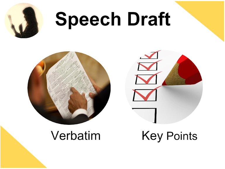 speech draft But if that is the low bar for defining a war, then i hope the draft is reinstated to draft a speech 12 to prepare a plan or design of  13 to detach.
