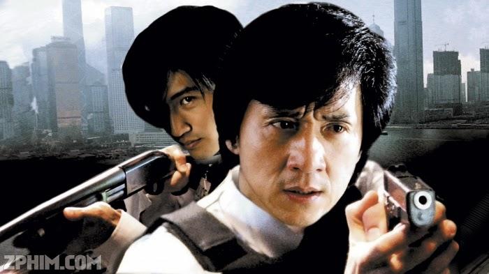 Ảnh trong phim Tân Câu Chuyện Cảnh Sát - New Police Story 1