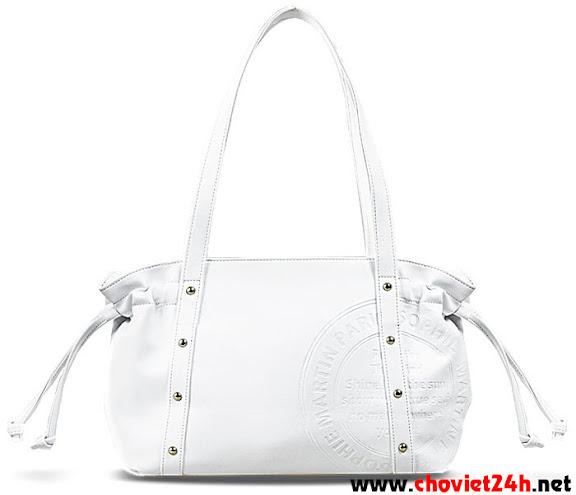 Túi xách thời trang Maelys White - LT727W