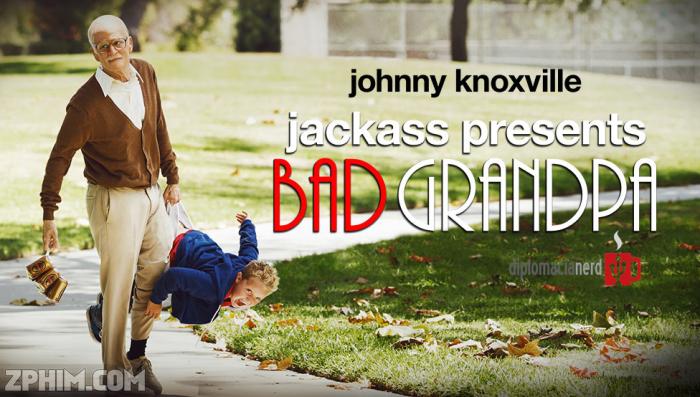 Ảnh trong phim Lão Già Siêu Quậy - Jackass Presents: Bad Grandpa 1