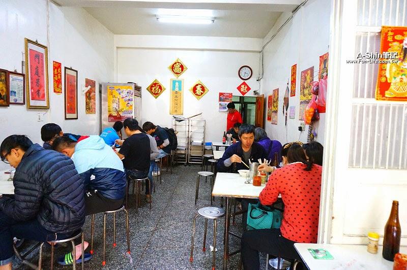 彰化鹿港小吃,林明堂素食麵-5