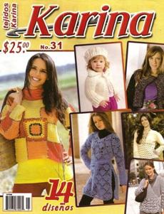 Revista Karina №31 Karina №31