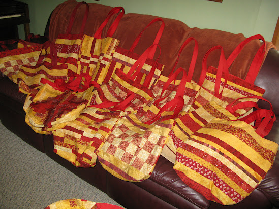 Marigold Bags Galore