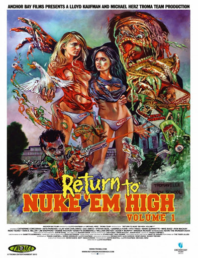 Return to Nuke Em High. Volume 1