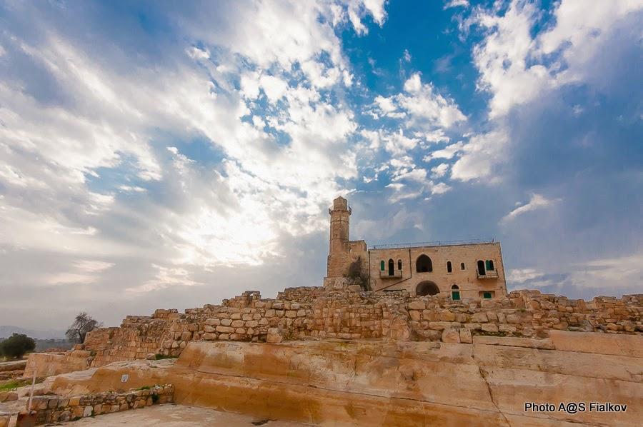 Могила пророка Самуила на горе Счастья в Мерусалиме. Наби Самуэль. Экскурсия в Иерусалиме Светланы Фиалковой.