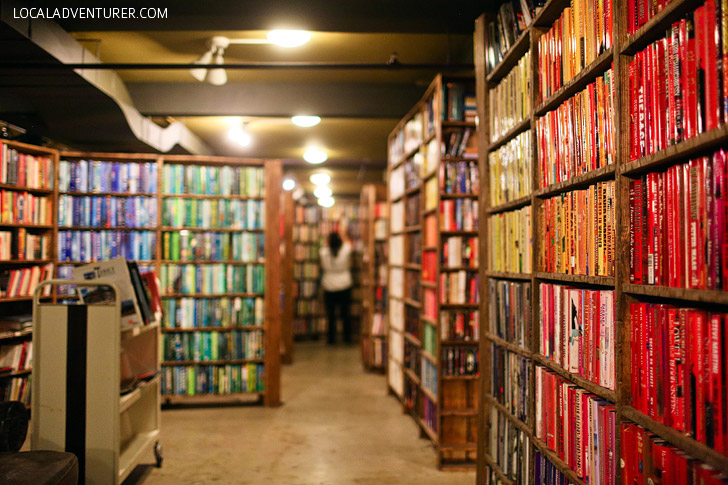 Coolest Bookstores in Los Angeles.