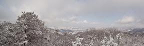 전북 장수 장안산 눈꽃산행