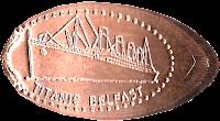 Titanic penny