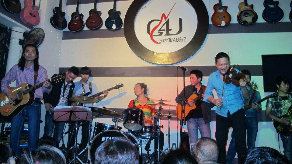 chủ nhật acoustic - g4u
