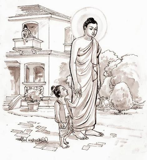 Đức Phật dạy con như thế nào?