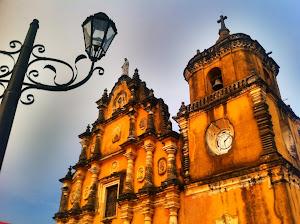 Exploring the city - León, Nicaragua