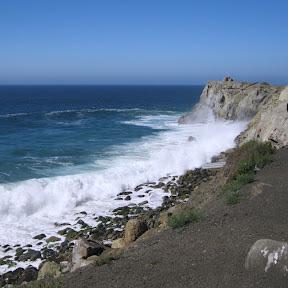 Pacific Ocean off Point Mugu, 9/2/2012