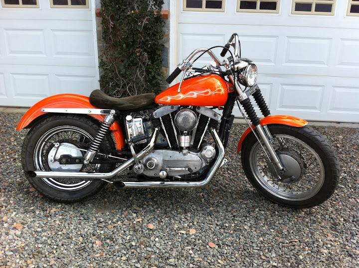 Ironhead Bike Won U0026 39 T Turn Off