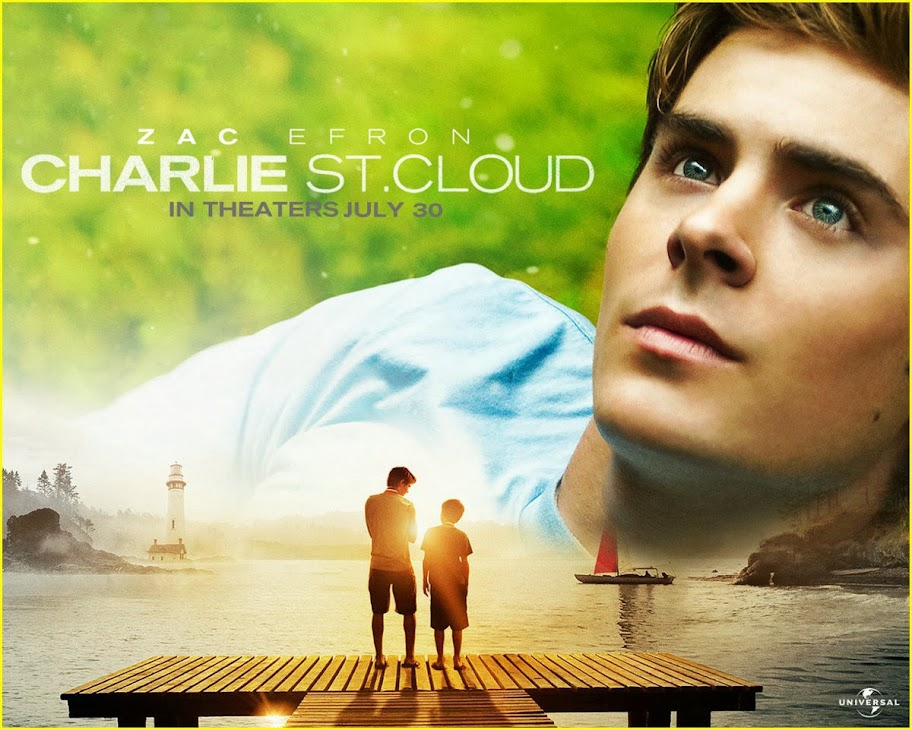 The Death and Life of Charlie St. Cloud (2011) movie poster