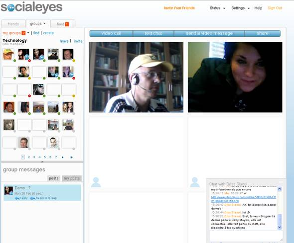 video chat socialeyes