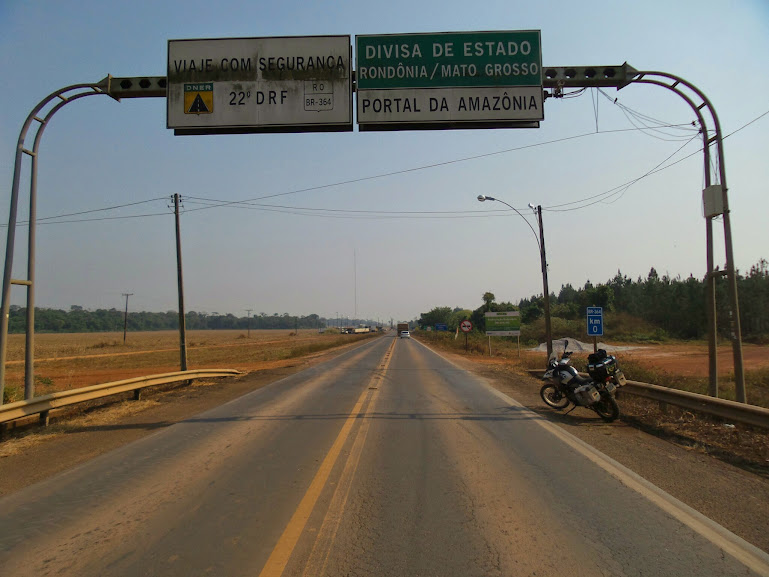Brasil - Rota das Fronteiras  / Uma Saga pela Amazônia 20140826_100630