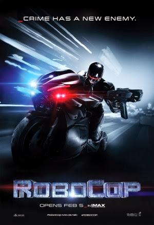 Filme Poster RoboCop HDTS XviD Dual Audio & RMVB Dublado