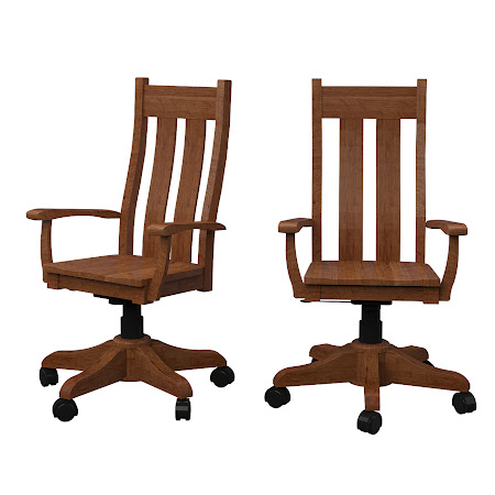 Hagen Office Chair in Itasca Maple