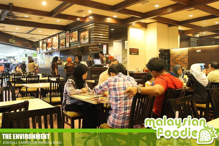 JOMBALI, CARREFOUR WANGSA MAJU (INVITED REVIEW)