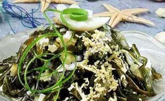 Полезные свойства морской капусты