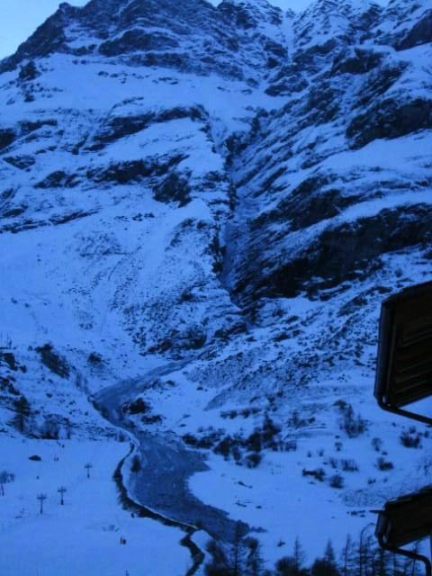 Avalanche Haute Maurienne, secteur Pointe de Claret, Ruisseau de Claret - Photo 1