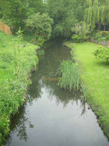 The River Beane at Watton-at-Stone