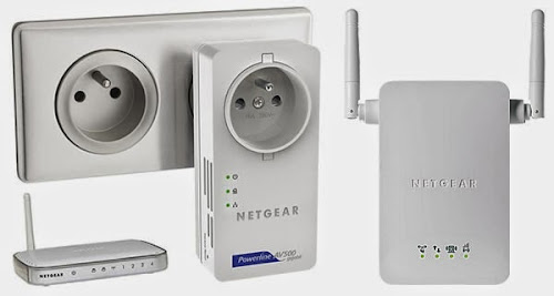 Adattatori PowerLine per Ethernet e Wi-Fi