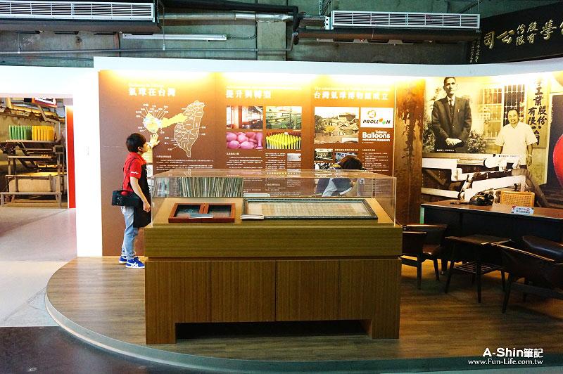 台中神岡觀光工廠,台灣氣球博物館