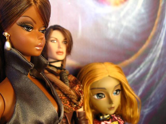 Silkstone Barbie: Fashion model collection. IMG_2463