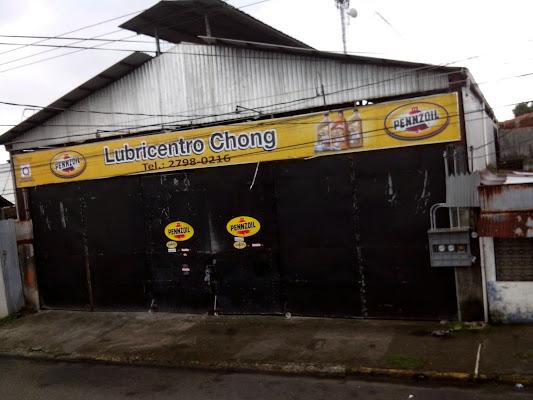 Lubricentro Chong