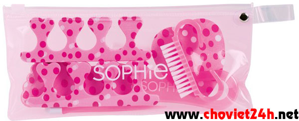 Sophie Pedicure Set Pink - STPSP