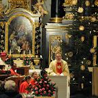 Jahresabschlussmesse - Stiftskirche Wilten - 31.12.2013