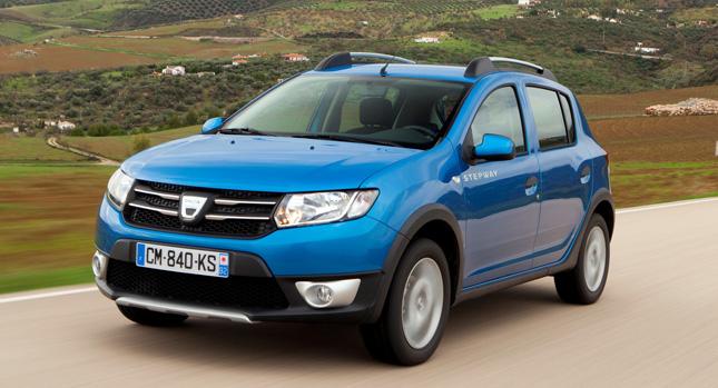 Carscoops Dacia