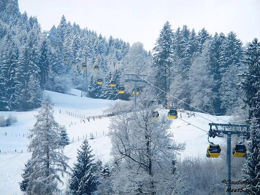 Penken, Mayrhofen (da, da! tot acolo!)