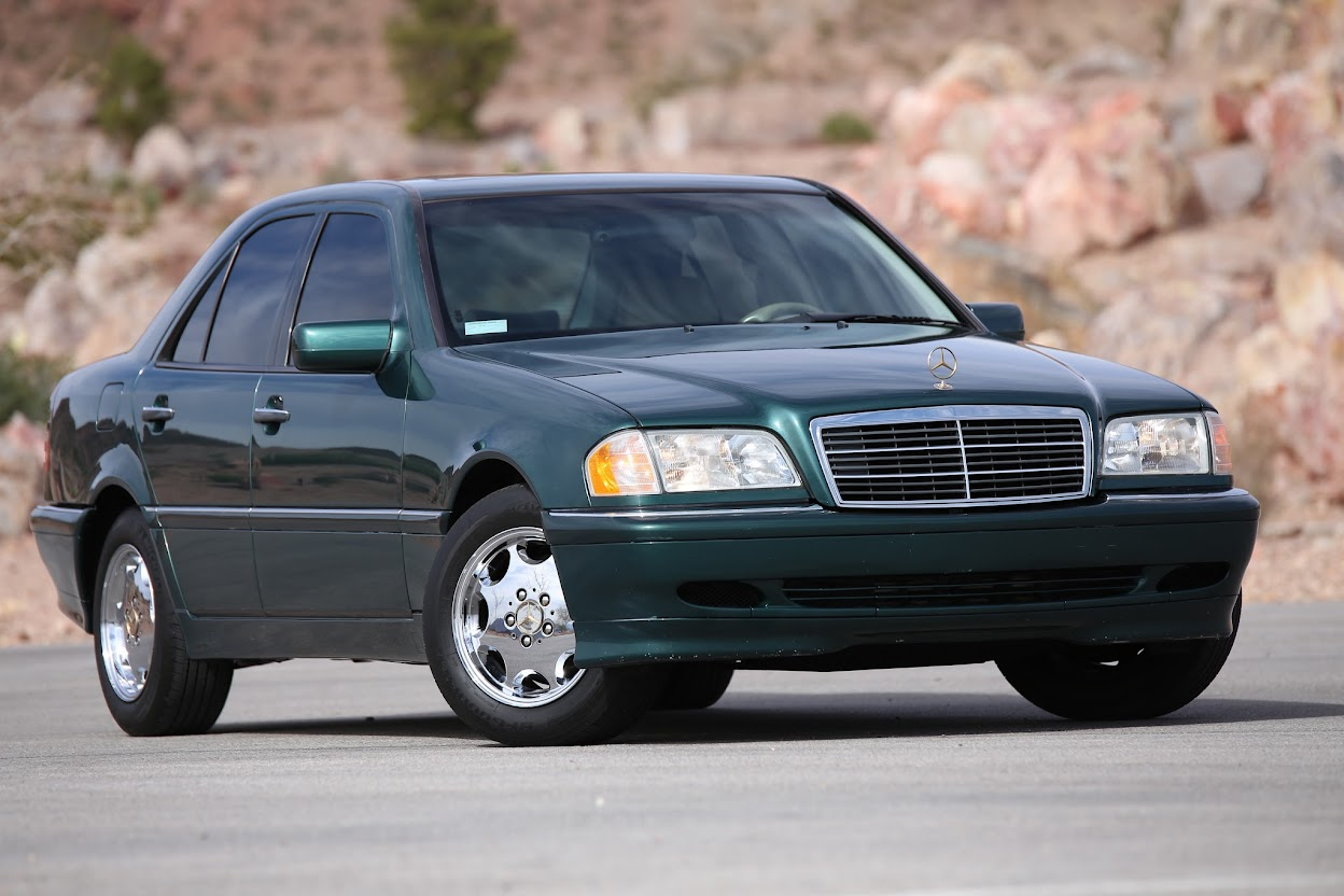 Purchase used beautiful mechanical gem 1999 mercedes benz for How much is a mercedes benz c class