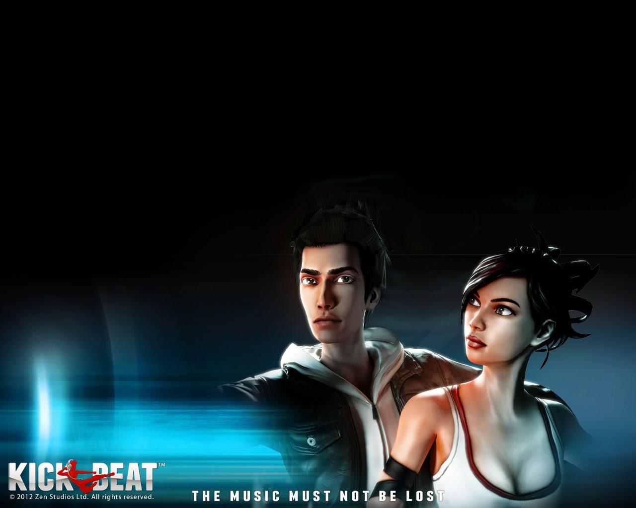 Loạt hình nền tuyệt đẹp của game âm nhạc KickBeat - Ảnh 16
