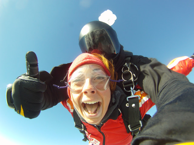 Skydiving at Lake Wanaka