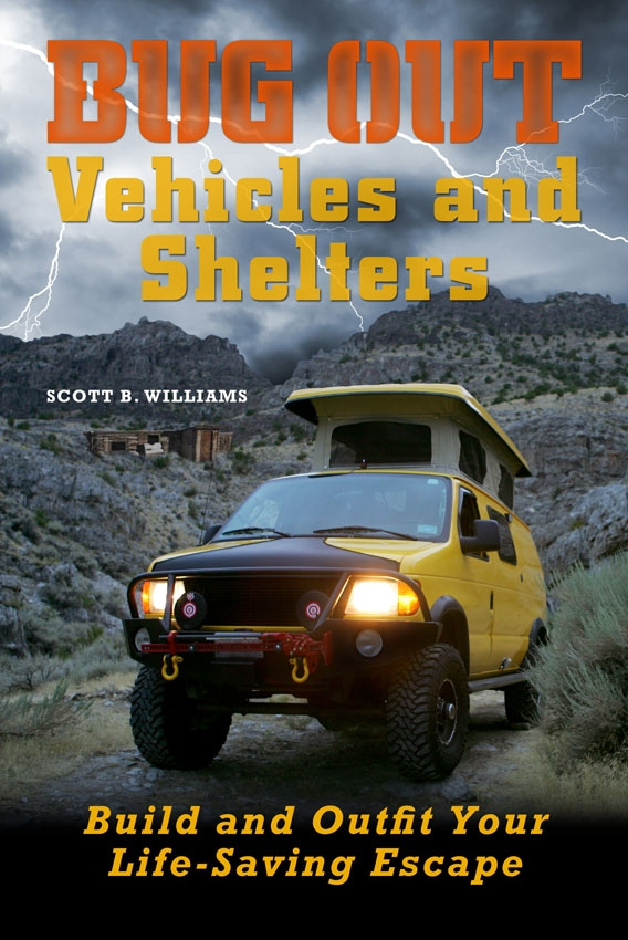 Mobile Bug Out Shelter : Bug out survival next book vehicles and shelters
