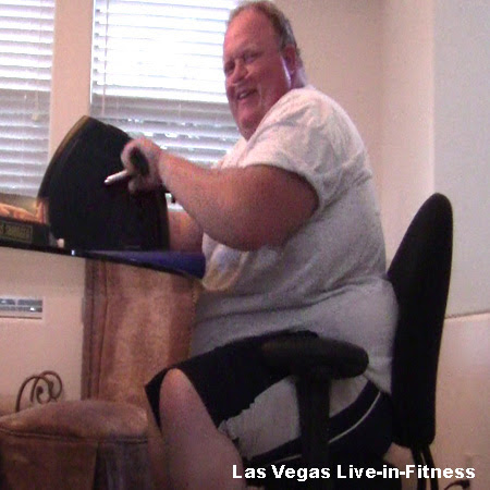 430 Lb Man At Las Vegas Live-in Fitness Weight Loss Camp